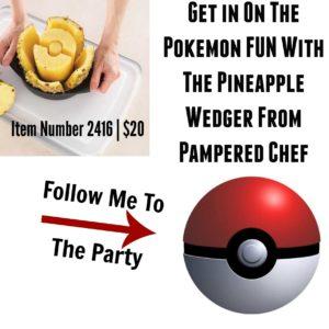 Pokemon Go Pineapple Wedger
