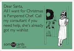 Santa Pampered Chef
