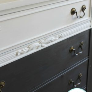 Farmhouse Sideboard Buffet Makeover (Before and After)