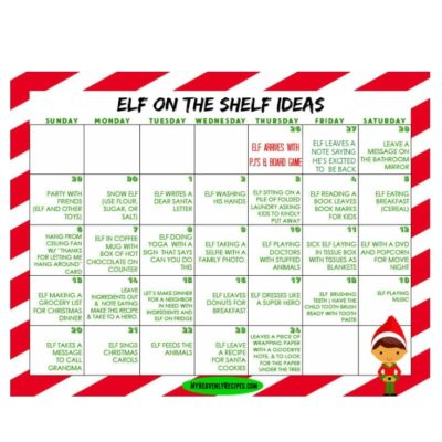 elf on the shelf featured image
