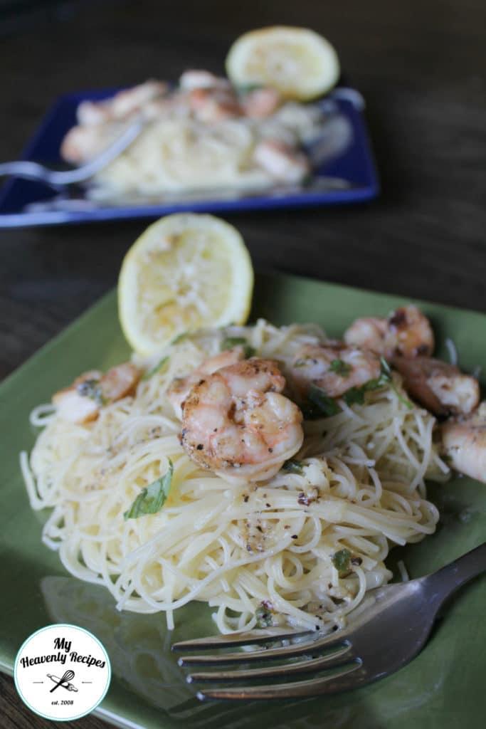 lemon-shrimp-spaghetti