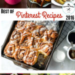 Best Pinterest Recipes of 2016
