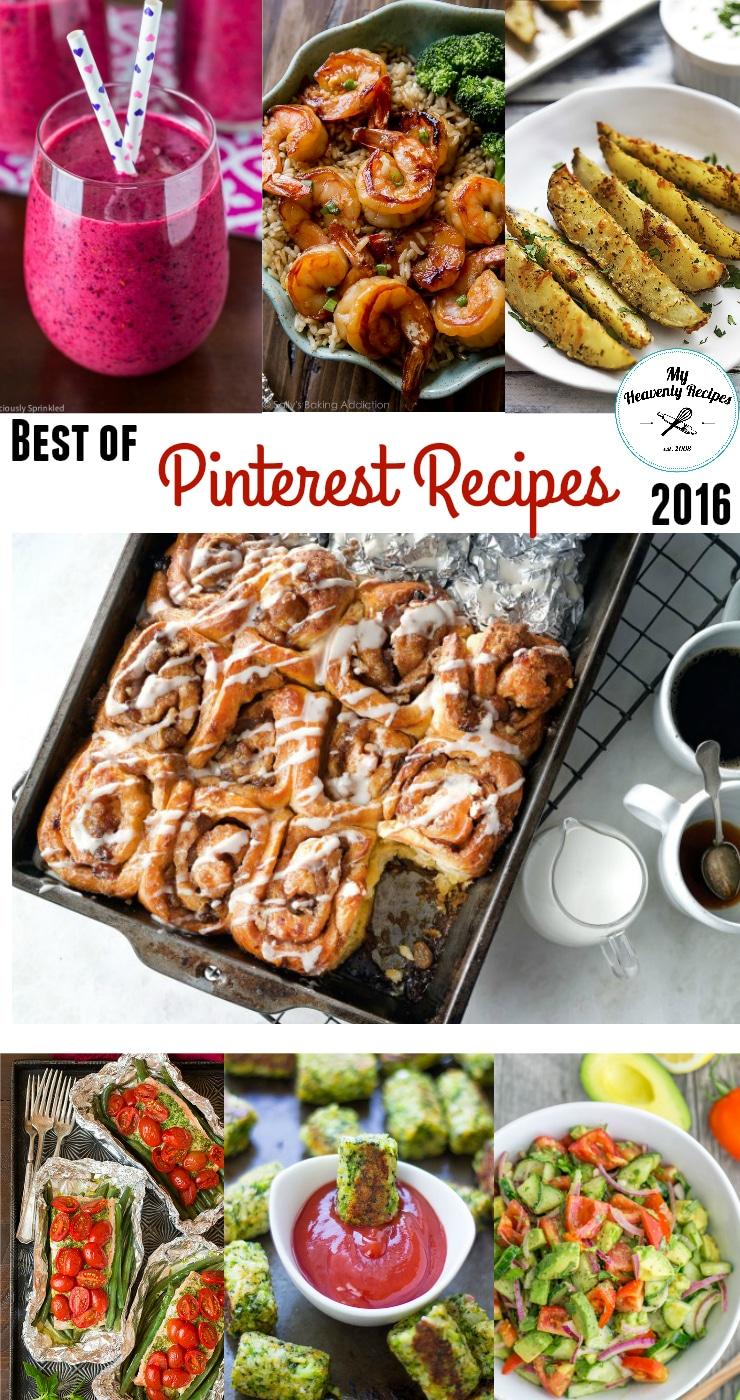 Best Pinterest Recipes of 9