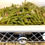Slow Cooker Green Beans + Video