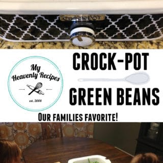 Crock-Pot Green Beans + Video