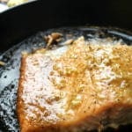 Honey Garlic Salmon + Recipe Video