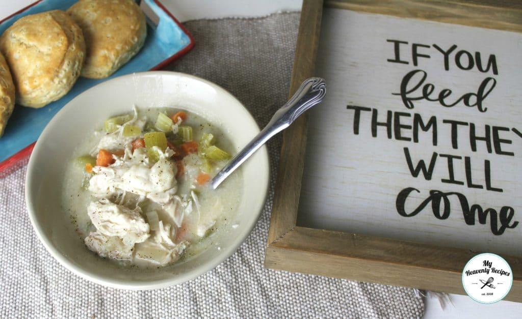 crock pot chicken and dumplings mhr