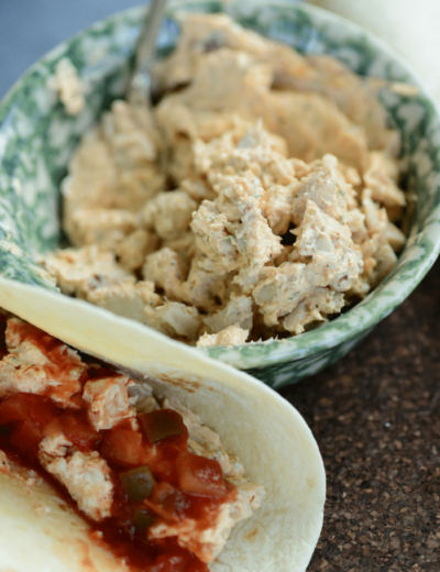 If you haven't had these Crack Chicken Crock-Pot Tacos you've got to stop what you are doing, head to the store, grab the ingredients and get these made PRONTO!