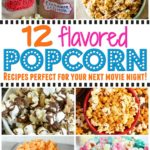 6 variations of homemade popcorn featured image
