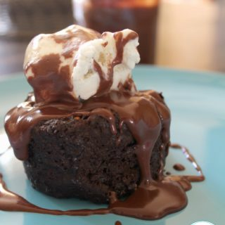 Chocolate Mug Cake + Video
