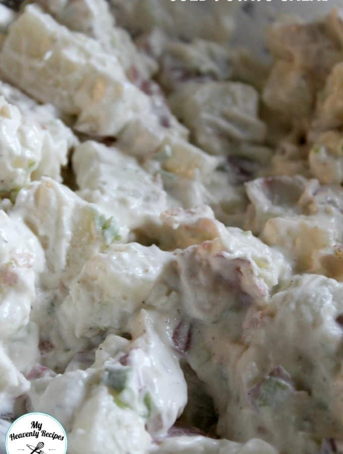 Cold Potato Salad 1