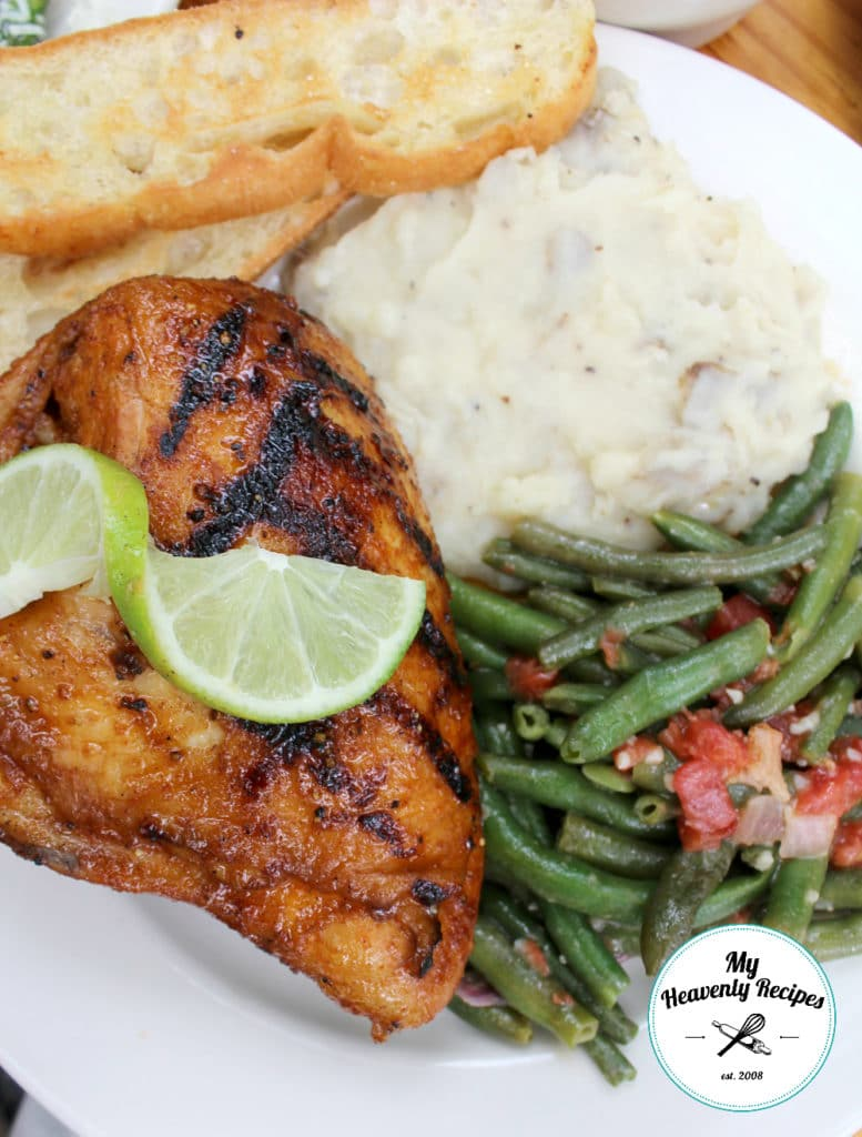 Grilled Honey Chicken Breast at Gristmill Restaurant