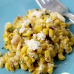 Southwestern Grilled Corn Mix + Video