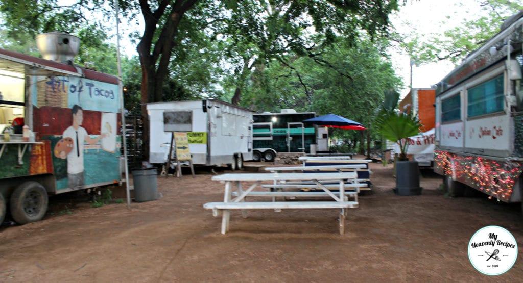 rainey street food trucks places to visit in austin texas