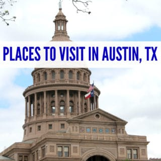Travel Texas | Places to Visit in Austin + Video