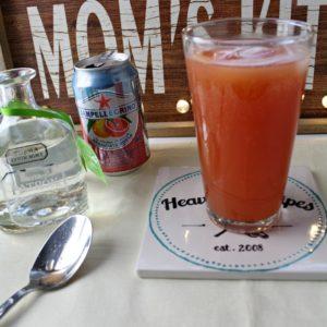 Two Ingredient Orange Blood Margarita + Video