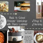 Freezer Meal Workshop #1