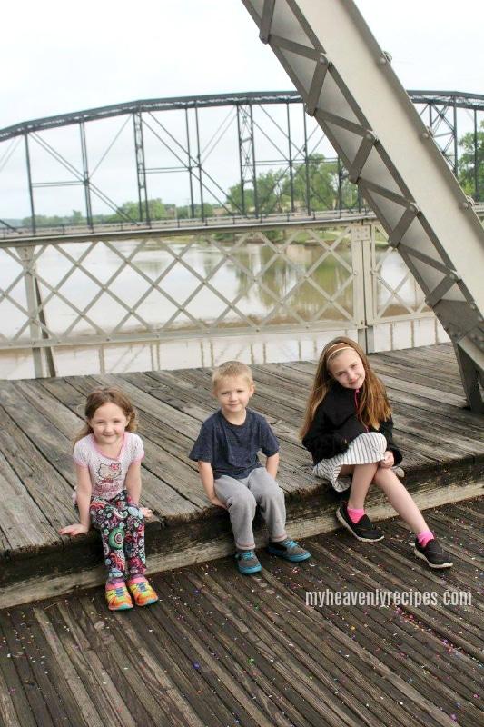 Brazo's Bridge Places to Visit in Waco Texas
