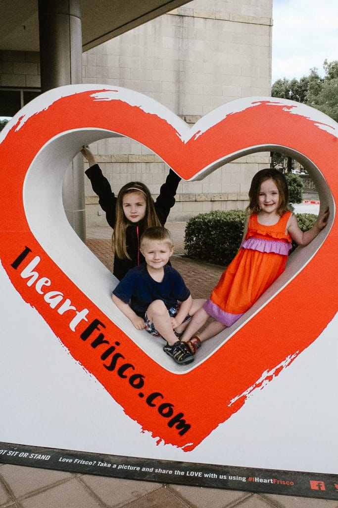 Stop by the Frisco Visitor's Center as Places to Visit in Frisco, Texas
