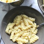 Parmesan Buttered Noodles are a great comfort food recipe to get your sick ones feeling better.