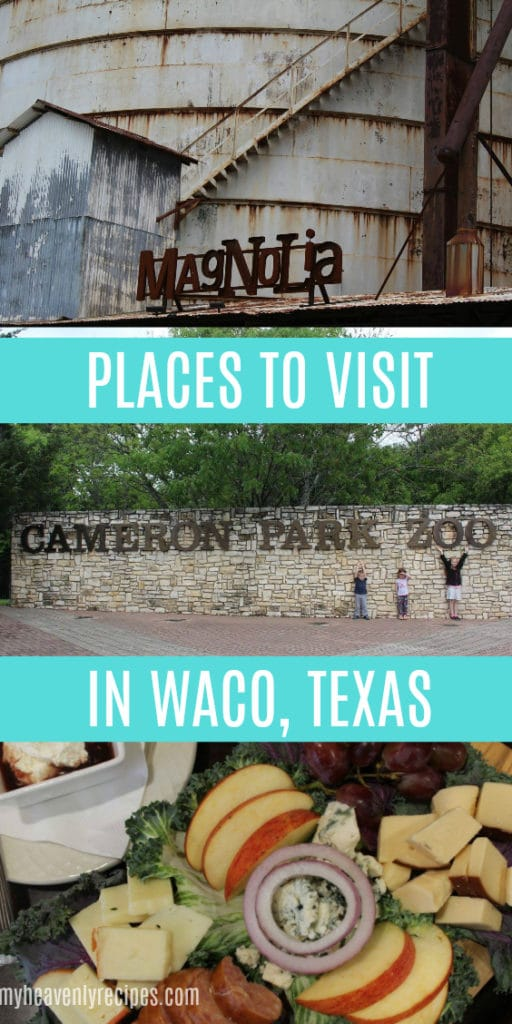 Check out the places to visit in Waco, Texas and that's family approved!