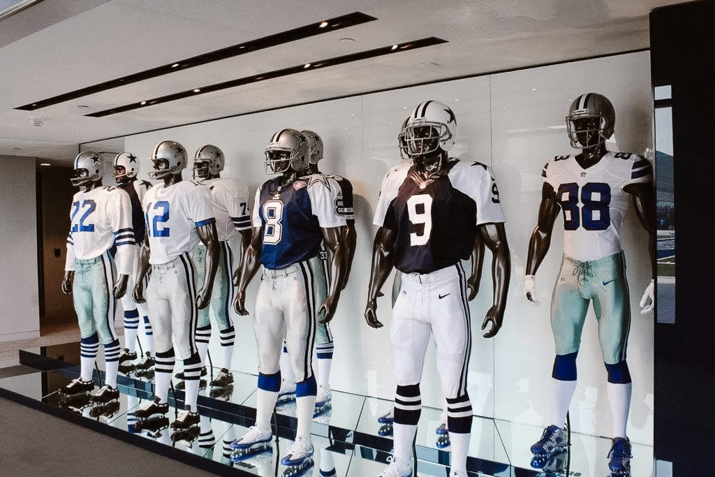 The Ford Center MUST be on your list of places to visit in Frisco, Texas. Even if you aren't a Cowboys fan, you won't be disappointed!