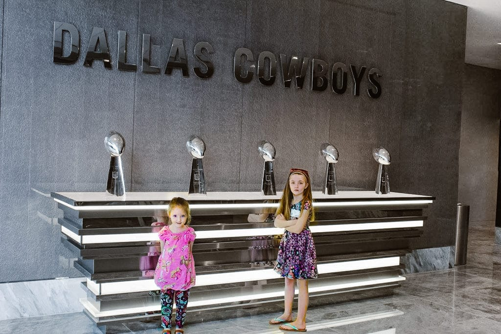 A must stop on your places to visit in Frisco, Texas needs to be The Ford Center, the training facility for the Dallas Cowboys. You won't be disappointed.