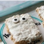 Mummy Rice Krispies + Video