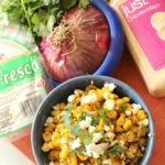 Mexican Corn Salad Recipe + Video
