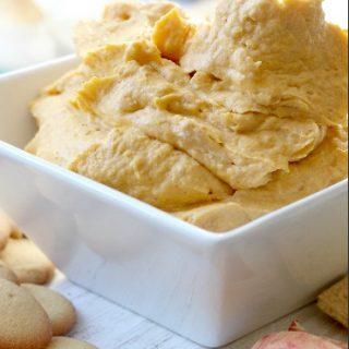 Marci's Version of the Pumpkin Dip Recipe