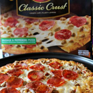 Conquer Mealtime with Red Baron Pizza + Enter For Your Chance to WIN!