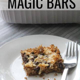 Magic Bars + Video