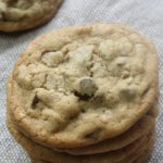 Chewy Chocolate Chip Cookies Recipe and A Kitchen Update