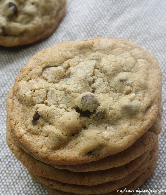 These Bakery Style Chocolate Chip & Pecan cookie recipe was a huge hit in my house!