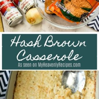 Hash Brown Casserole + Video