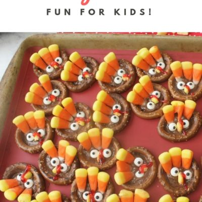 featured image for Turkey Pretzels