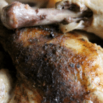 How to Make Perfect Crockpot Rotisserie Chicken