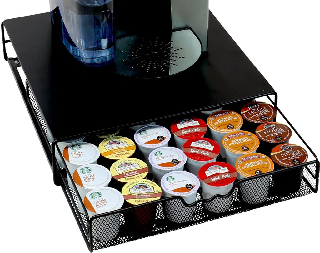 Kcup organizer drawer