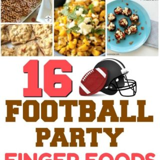 16 Finger Food Recipes for Your Super Bowl Party