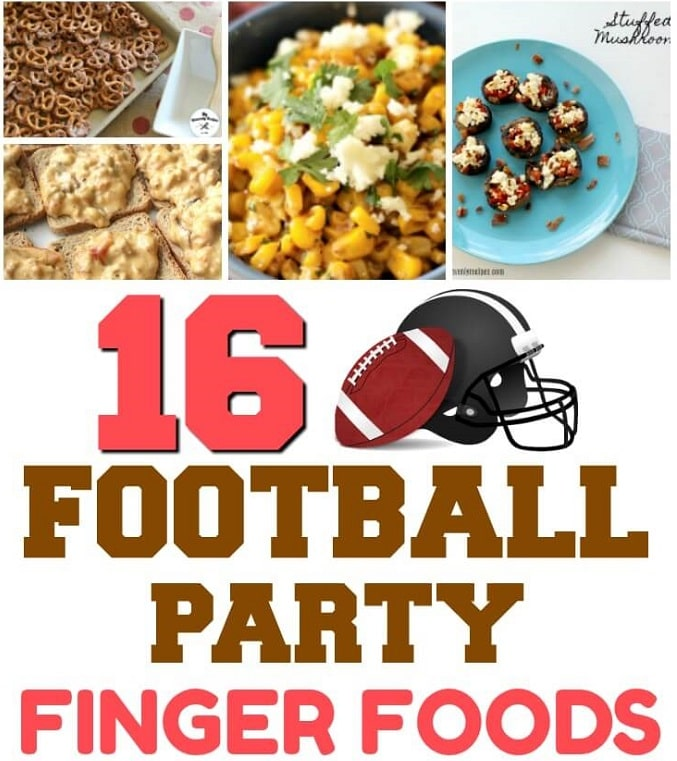 football finger food images for roundup