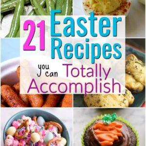 21 Easy Easter Recipes for Brunch or Dinner