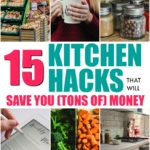 14 Budget-Friendly Kitchen Hacks