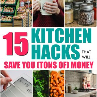 14 Kitchen Hacks That Will Save You Money