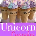 Unicorn Cupcakes + Video