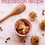 A Easy Coconut Macaroon Recipe