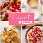Super Simple & Delicious Dessert Pizza