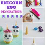 Unicorn Egg Decoration