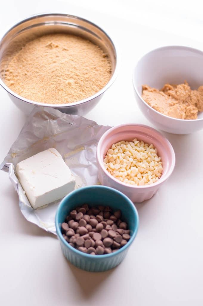 peanut butter truffle ingredients