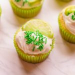 Margarita Cupcakes (Great Cinco de Mayo Cupcakes!)