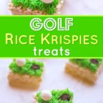 Rice Krispies Golf Treats